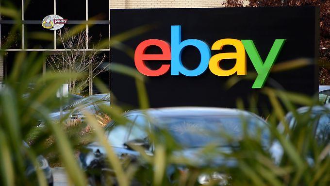 Lässt in Brüssel EInfluss nehmen: Ebay.