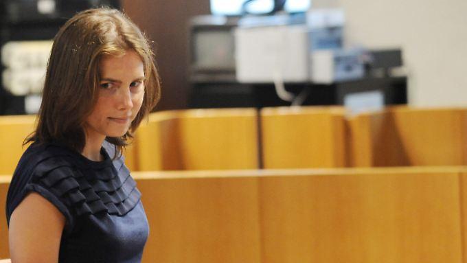 Aufgrund ernsthafter Zweifel an ihren DNA-Tests wurde Knox vorzeitig entlassen.