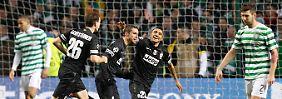 Gäste jubeln in der Champions League: Juventus siegt, Ibrahimovic fliegt