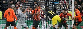 BVB träumt vom CL-Viertelfinale: Hummels rettet Remis in Donezk