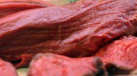 Gesundes Pferdefleisch ist für gewöhnlich kein Schnäppchen und gilt als Delikatesse.