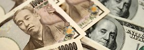 Es geht abwärts: Yen-Verfall könnte Währungskrieg auslösen