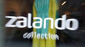 Online direkt zum Kunden: Zalando kurbelt den deutschen Versandhandel an.