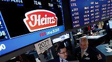 Buffetts Ketchup-Deal: Verdacht auf Insiderhandel