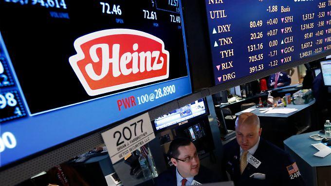 Der Heinz-Deal beschäftigt nun die Börsenaufsicht.
