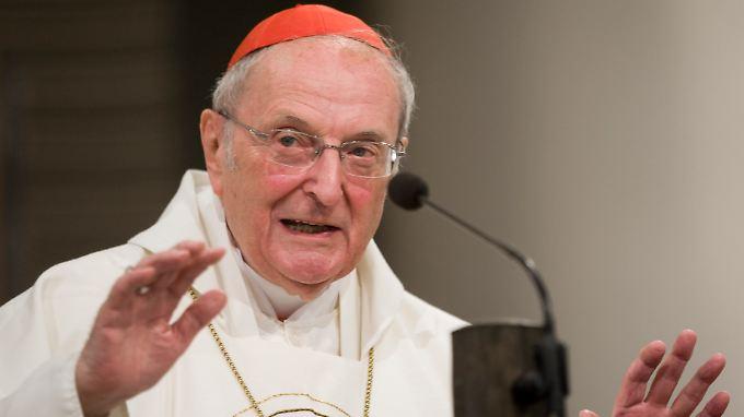 """Auch in den Kliniken des Erzbistums von Kardinal Joachim Meisner muss die """"Pille danach"""" verschrieben werden."""