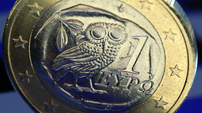 Griechenlands Schuldenstand rückt wieder auf die Agenda.