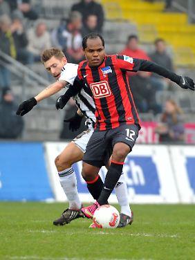 Was zu beweisen war: Hertha kann auch ohne Tore von Ronny gewinnen.
