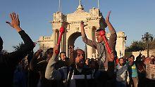 Erstes Gespräch mit Regierung: Ägyptens Opposition verhandelt