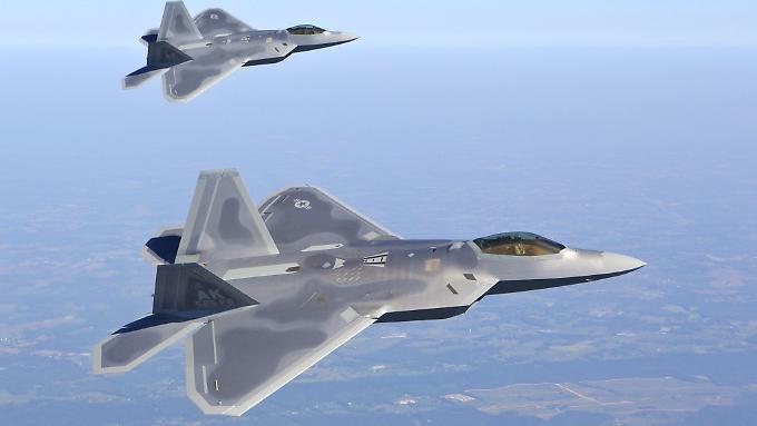 Der Kampfjet-Hersteller Lockheed Martin ist der größte Waffenkonzern der Welt.