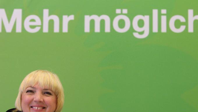 Mehr möglich! Grünen-Vorsitzende Claudia Roth hat immer wieder betont, dass sie mit der Union nicht paktieren will. Doch ihre Wähler sehen das mittlerweile anders.