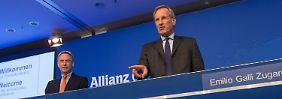 Versicherer legt Zahlen vor: Allianz übertrifft Erwartungen