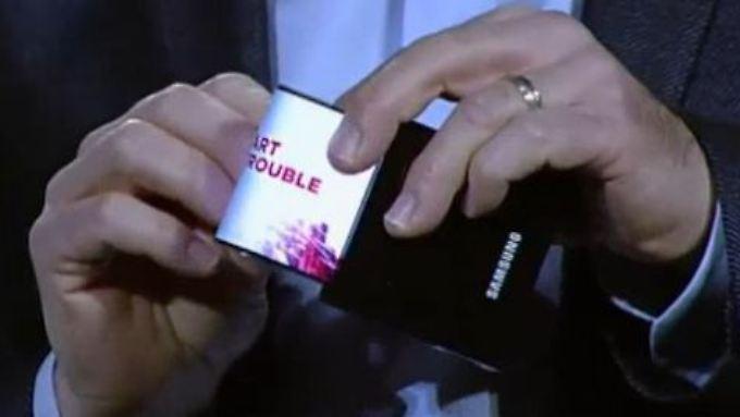 n-tv Ratgeber: Displays der Zukunft sind flexibel