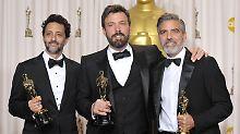 """Oscar, """"Argo"""", Haneke und Waltz: Der Oscar wird schmutzig"""
