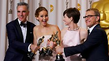 And the Oscar went to ...: Dr. Schultz, Miss Lawrence und Adele