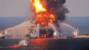 """""""Deepwater Horizon""""-Katastrophe: US-Regierung fordert 16 Milliarden"""