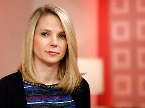 Yahoo-Chefin Mayer will wissen, wer für sie arbeitet.