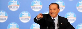 Warum bekommt er 29 Prozent?: Sechs Gründe für Berlusconi