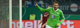Drittligist verpasst nächstes Pokalwunder: Wolfsburg stoppt Offenbach