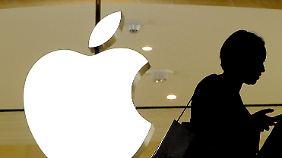 Geldreserven von Apple: Aktionäre fordern mehr Beteiligung
