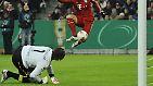 Die beste Gelegenheit zur frühen Führung vergab allerdings Toni Kroos, der nach Hereingabe von Philipp Lahm völlig freistehend den Ball nicht richtig traf (14.).
