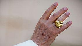 Papst Benedikt der XVI. hatte Williamson begnadigt.