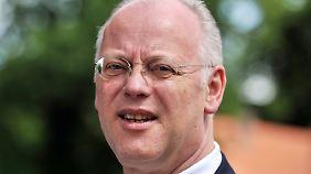Scharping ist seit 2005 BDR-Präsident.