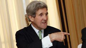 Der neue US-Außenminister John Kerry