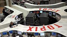 Wachstum verliert an Dynamik: China belastet Asien-Börsen