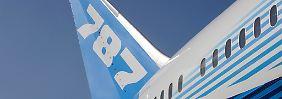 """""""Dreamliner""""-Probleme schlagen durch: Boeing plant Jobabbau"""