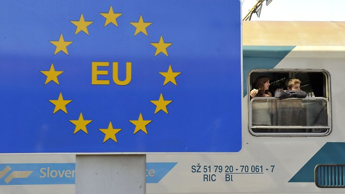 An den Außengrenzen des Schengenraums kann es dauern, bis Einreisende abgefertigt sind. Innerhalb der Gemeinschaft, geht es meistens schnell.
