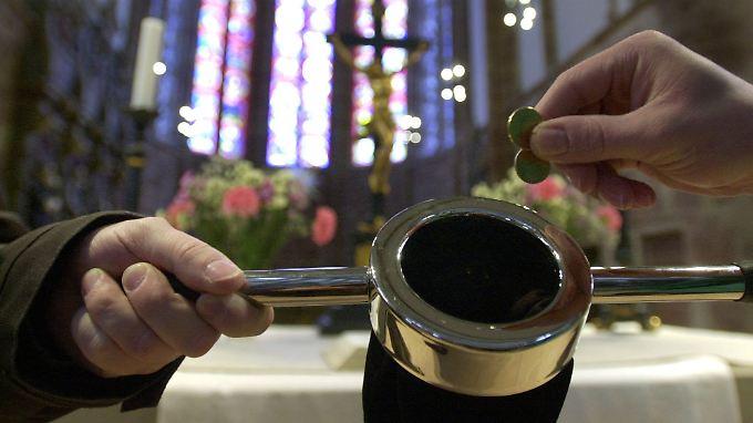 Die Kirchen könnten in Zukunft vermehrt auf andere Geldquellen angewiesen sein.