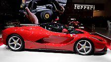 Die Fahrleistungen sind atemberaubend: Nur 15 Sekunden sollen bis 300 km/h vergehen, die Höchstgeschwindigkeit liegt bei etwa 350 km/h.