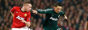 Sein Freund, der Ball: Mesut Özil.