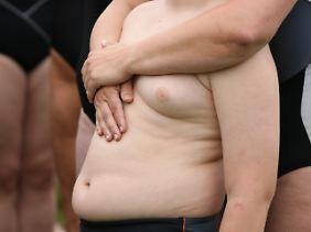 15 Prozent der Sieben- bis Zehnjährigen in Deutschland sind übergewichtig.