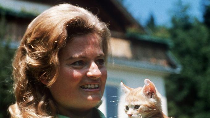 Hannelore Kohl 1975
