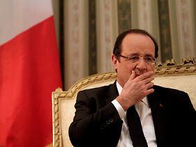 Hollandes größtes Problem: Die hohe Arbeitslosigkeit in Frankreich.