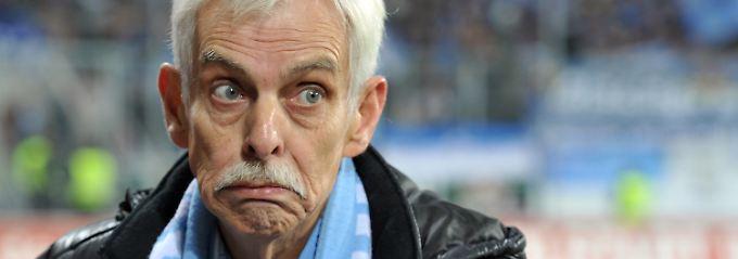 Schmeißt das Handtuch: Dieter Schneider.