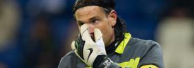Hoffenheim reagiert auf Eskapaden: Tim Wiese fliegt aus dem Kader