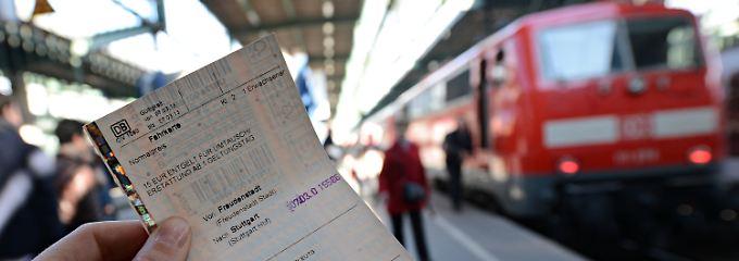Bahnfahren wird immer weniger zur kostengünstigen Alternative.