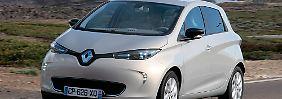 Mit einer Batterie-Ladung soll der Renault Zoe bis zu 200 Kilometer weit kommen.