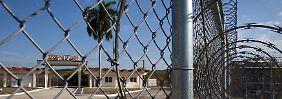 """""""Dieses Gefängnis ist ihr Grab"""": Guantanamo-Häftlinge streiken"""