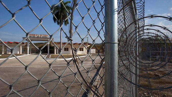 Guantanamo bleibt heftig umstritten.
