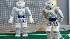 Maschinen mit Weltbild: Humanoide Roboter treten ins Leben