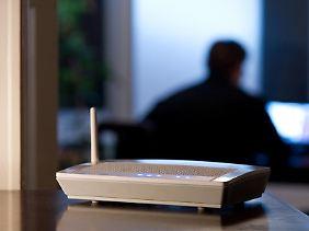 Pforte für Eindringlinge: Nur mit einem ausreichend abgesicherten Router ist das Heimnetzwerk geschützt.