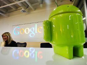 Wie lange ist der grüne Roboter noch auf Samsung-Smartphones zu finden?