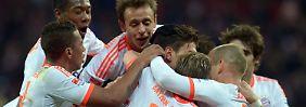 Unantastbar Richtung Meisterschaft: Bayern erduseln Auswärtspunkte