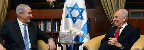 Koalitionsverhandlungen in Israel: Netanjahu bildet Regierung