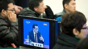Unterschiedliche Träume: Chinesen misstrauen Politikern