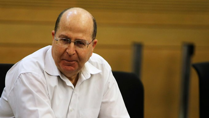 Jaalon war bis 2005 israelischer Generalstabschef.